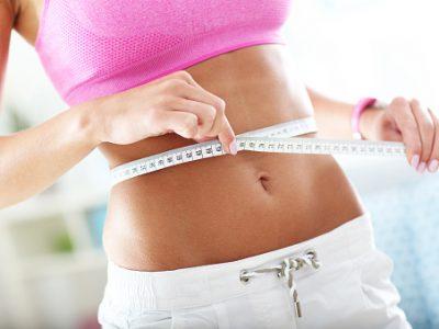 Slim waist by waist training